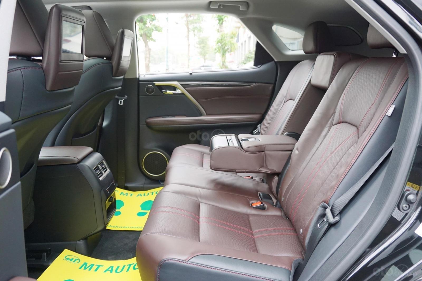 Bán Lexus RX 350 sản xuất 2019, màu đen, nhập Mỹ, giao ngay, LH 094.539.2468 Ms Hương (15)