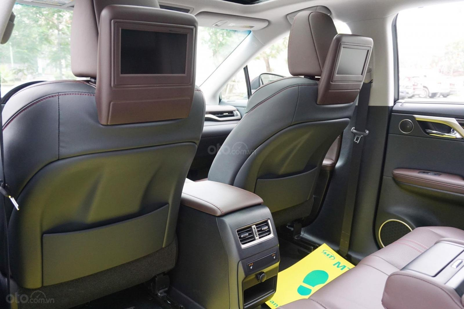 Bán Lexus RX 350 sản xuất 2019, màu đen, nhập Mỹ, giao ngay, LH 094.539.2468 Ms Hương (16)