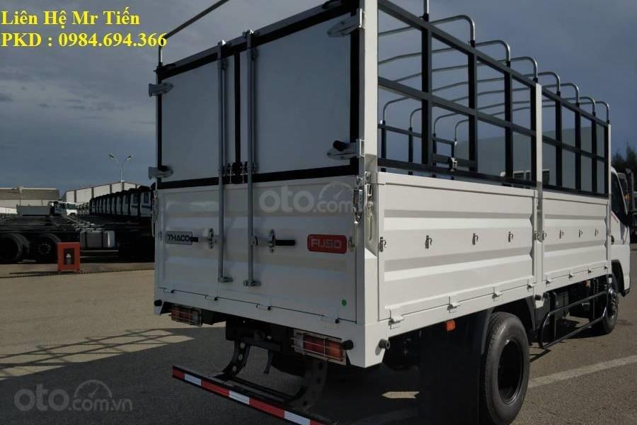 Bán xe tải nhập khẩu Mitsubishi Canter 6.5 tải 3.4 tấn, thùng dài 4.3m, hỗ trợ trả góp 80% (3)