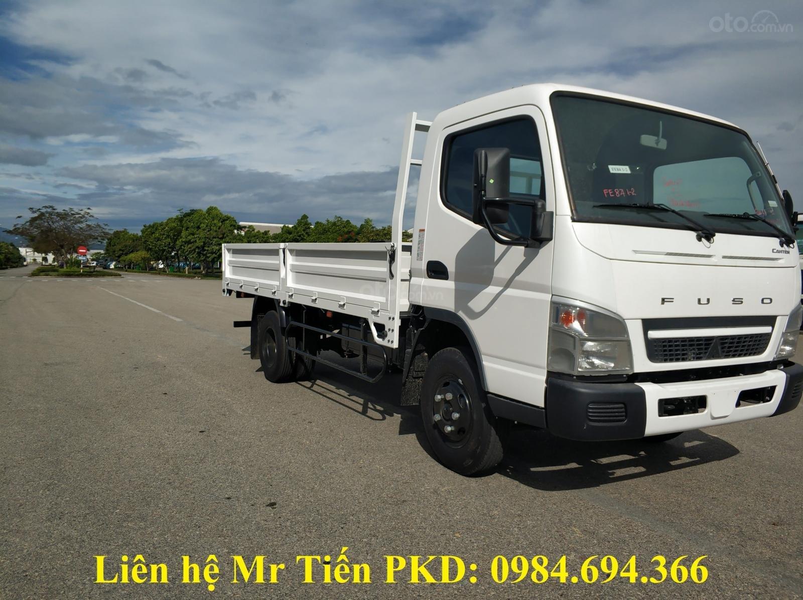 Bán xe tải nhập khẩu Mitsubishi Canter 6.5 tải 3.4 tấn, thùng dài 4.3m, hỗ trợ trả góp 80% (6)