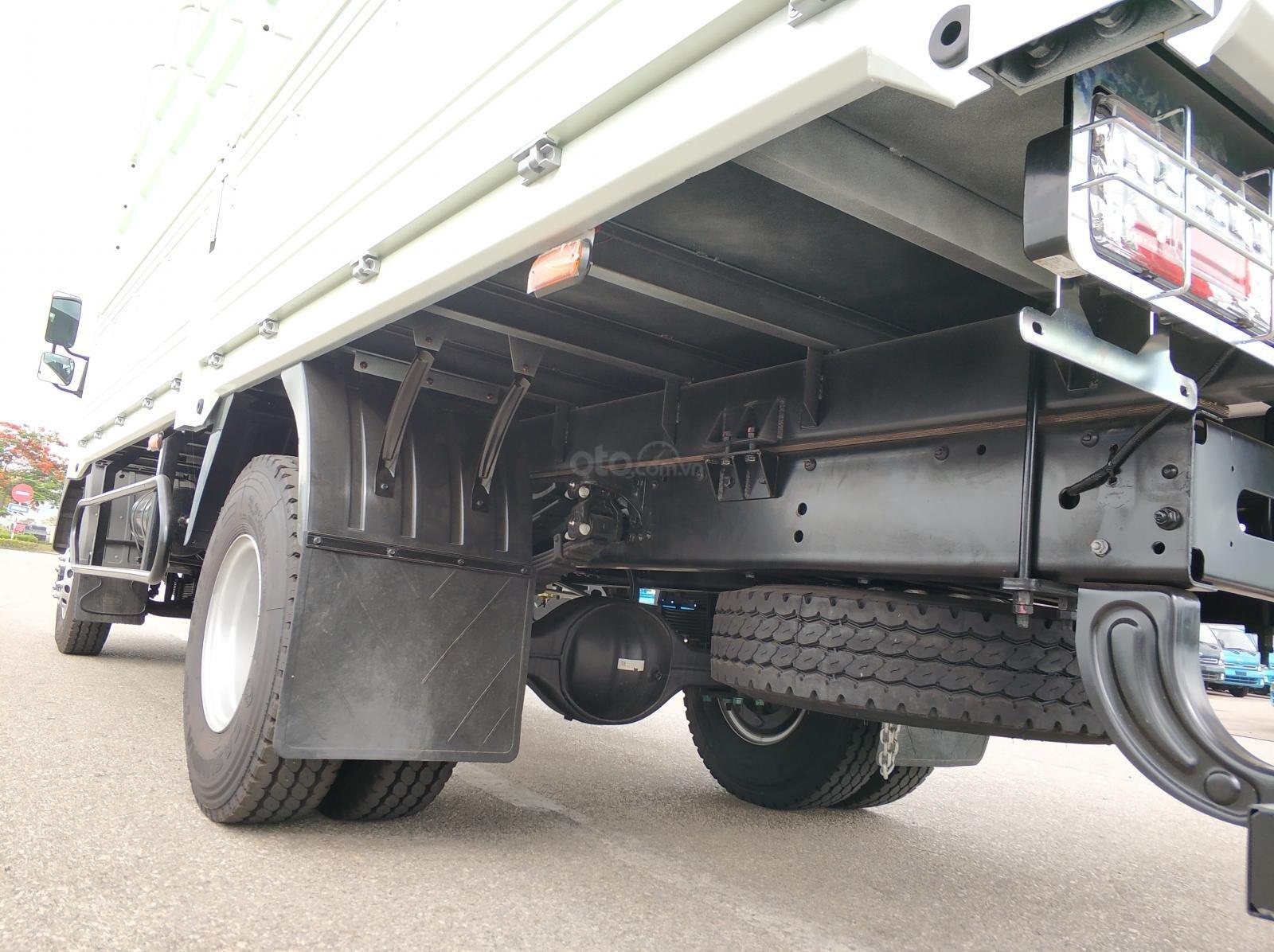 Bán xe tải nhập khẩu Mitsubishi Fuso FA Nhật Bản tải 5.5 tấn, thùng dài 5.28m, đủ các loại thùng (4)