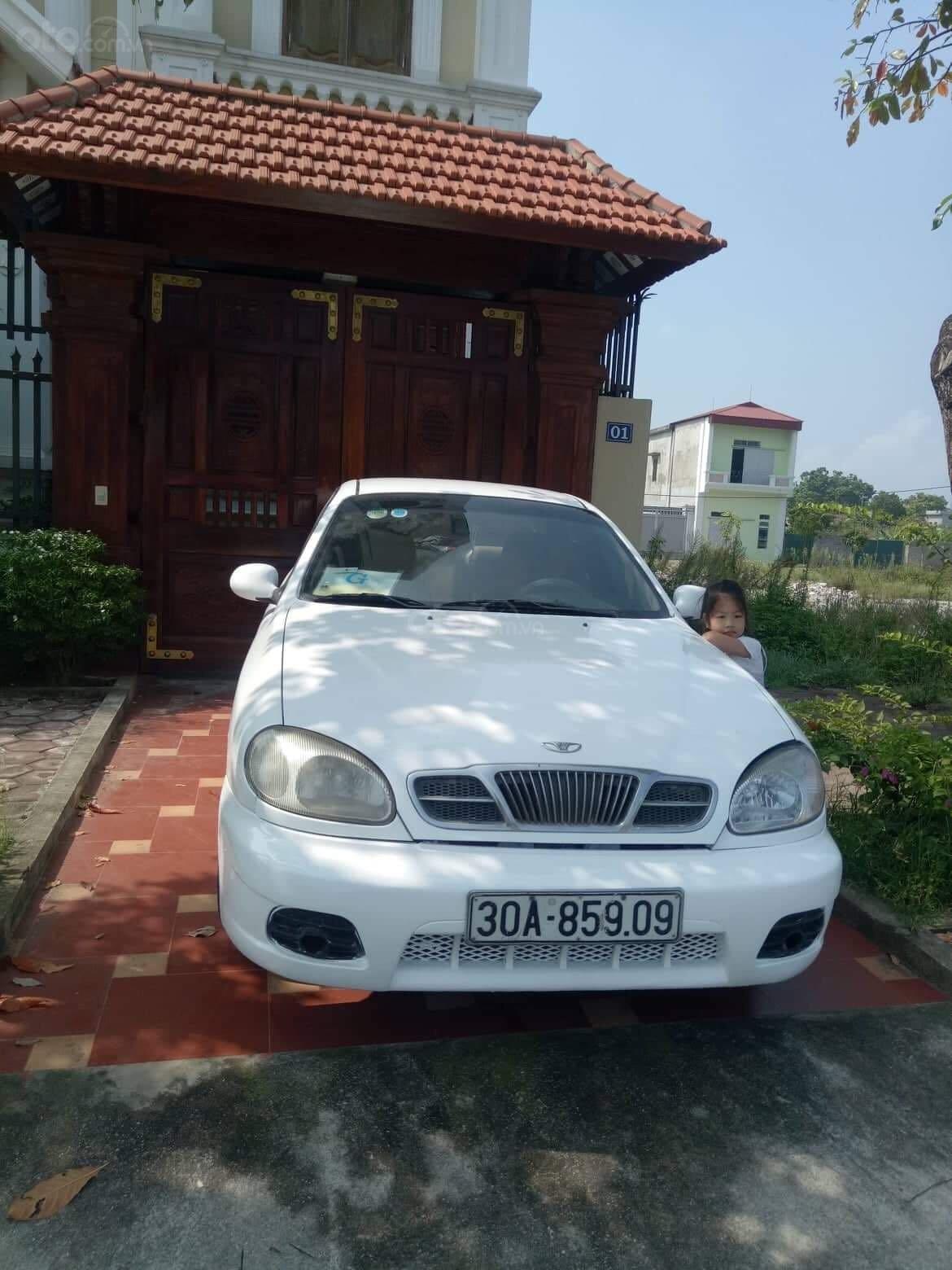 Bán Daewoo Lanos năm sản xuất 2004, nhập khẩu (1)