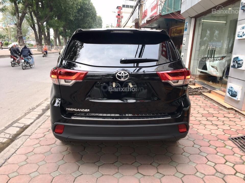 Bán xe Toyota Highlander LE 2019, màu đen, màu đỏ nhập khẩu Mỹ, LH em Hương: 0945392468 (3)