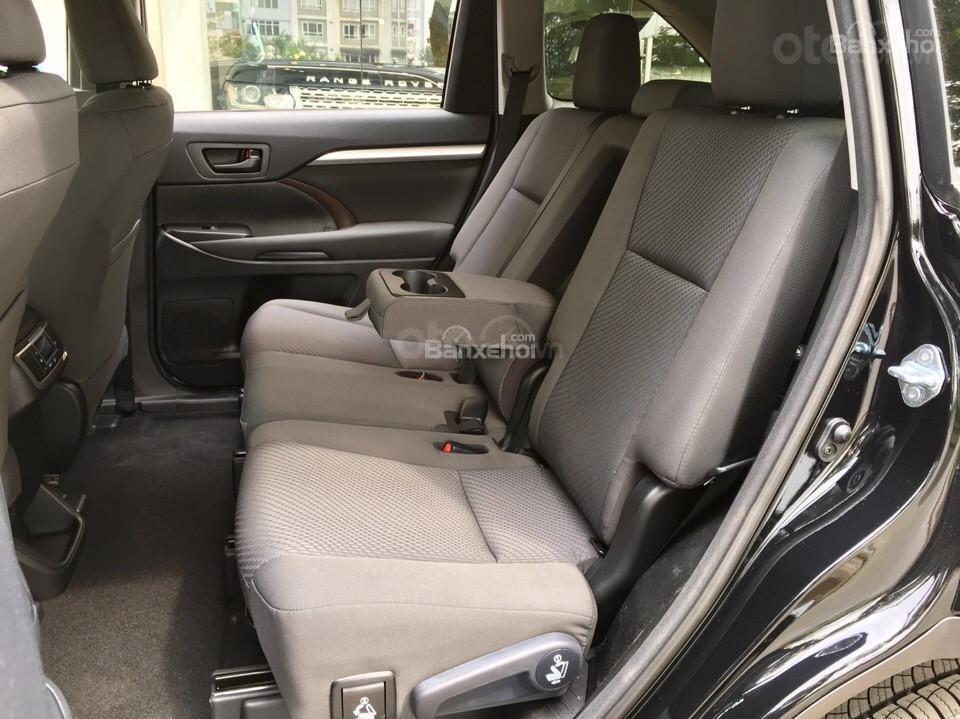 Bán xe Toyota Highlander LE 2019, màu đen, màu đỏ nhập khẩu Mỹ, LH em Hương: 0945392468 (15)