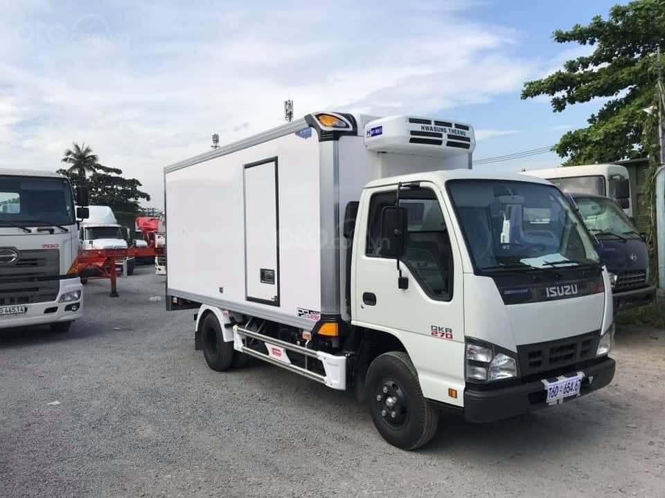 Bán Isuzu QKR77HE4 2019 2 tấn 4, là dòng xe tải nhẹ cao cấp hiện nay, ưu đãi lớn khi mua xe. LH: 0939683779 (1)