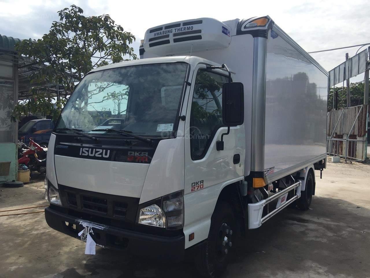 Bán Isuzu QKR77HE4 2019 2 tấn 4, là dòng xe tải nhẹ cao cấp hiện nay, ưu đãi lớn khi mua xe (7)