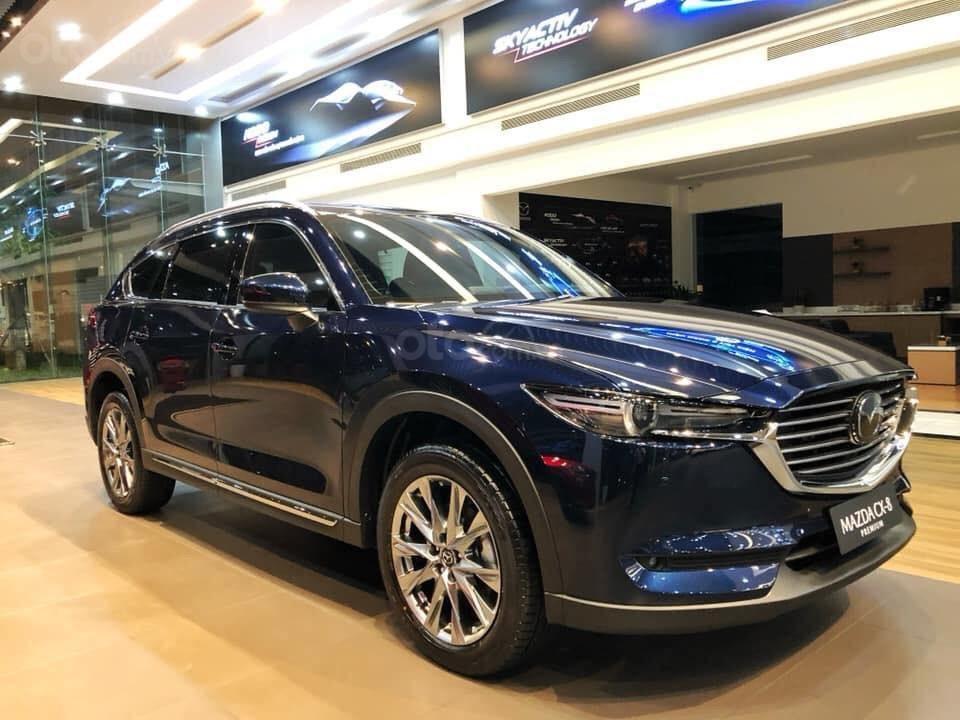 Bán Mazda Cx-8 2019 phiên bản Luxury 2.5L - giá tốt - hỗ trợ vay 85% (1)