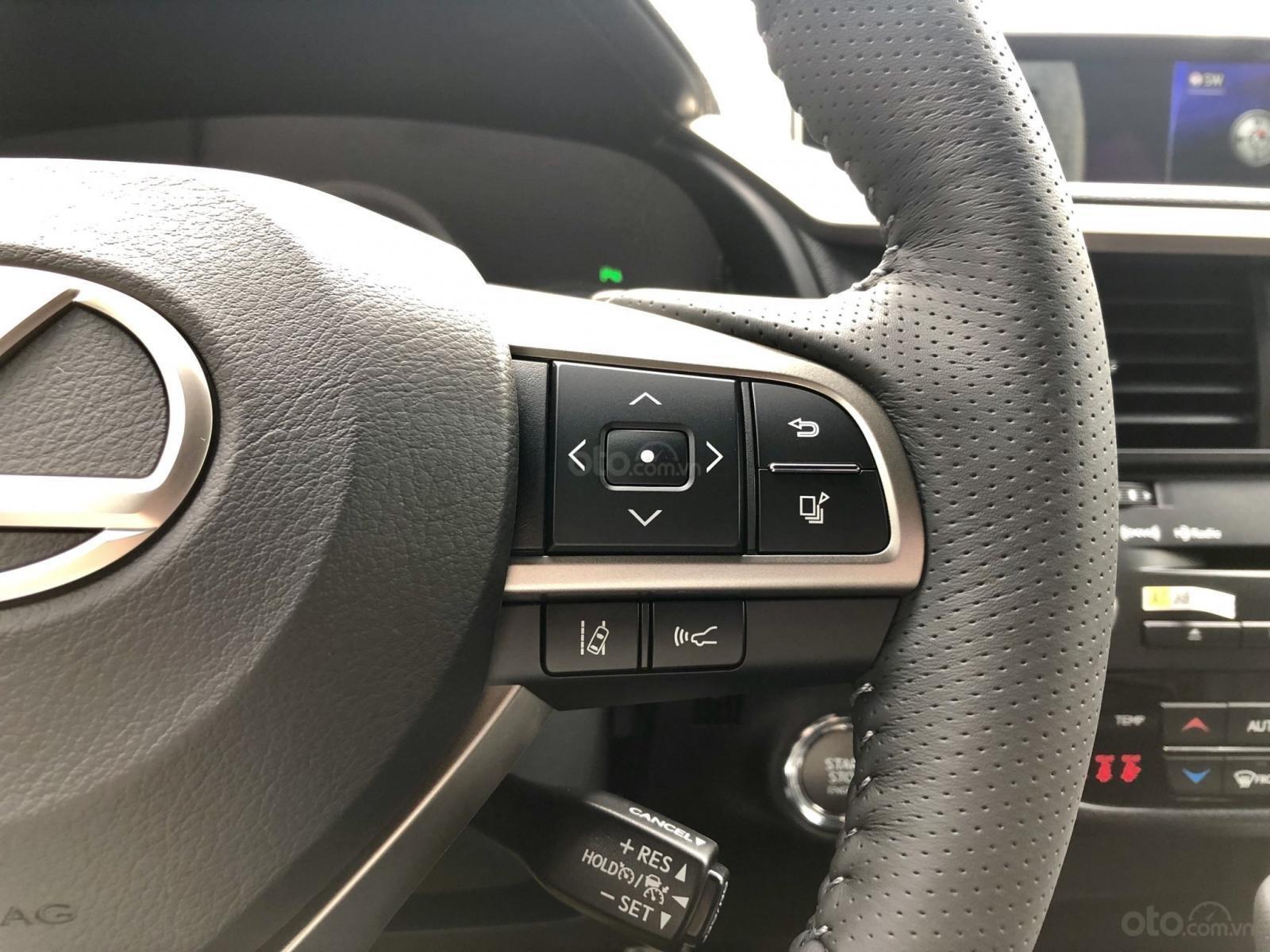 Bán Lexus RX 350 F Sport model 2020, màu trắng, nhập khẩu Mỹ, Mr Huân 0981.0101.61 (13)