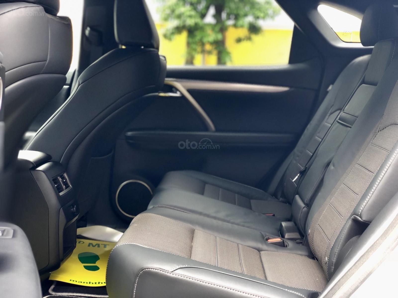 Bán Lexus RX 350 F Sport model 2020, màu trắng, nhập khẩu Mỹ, Mr Huân 0981.0101.61 (18)