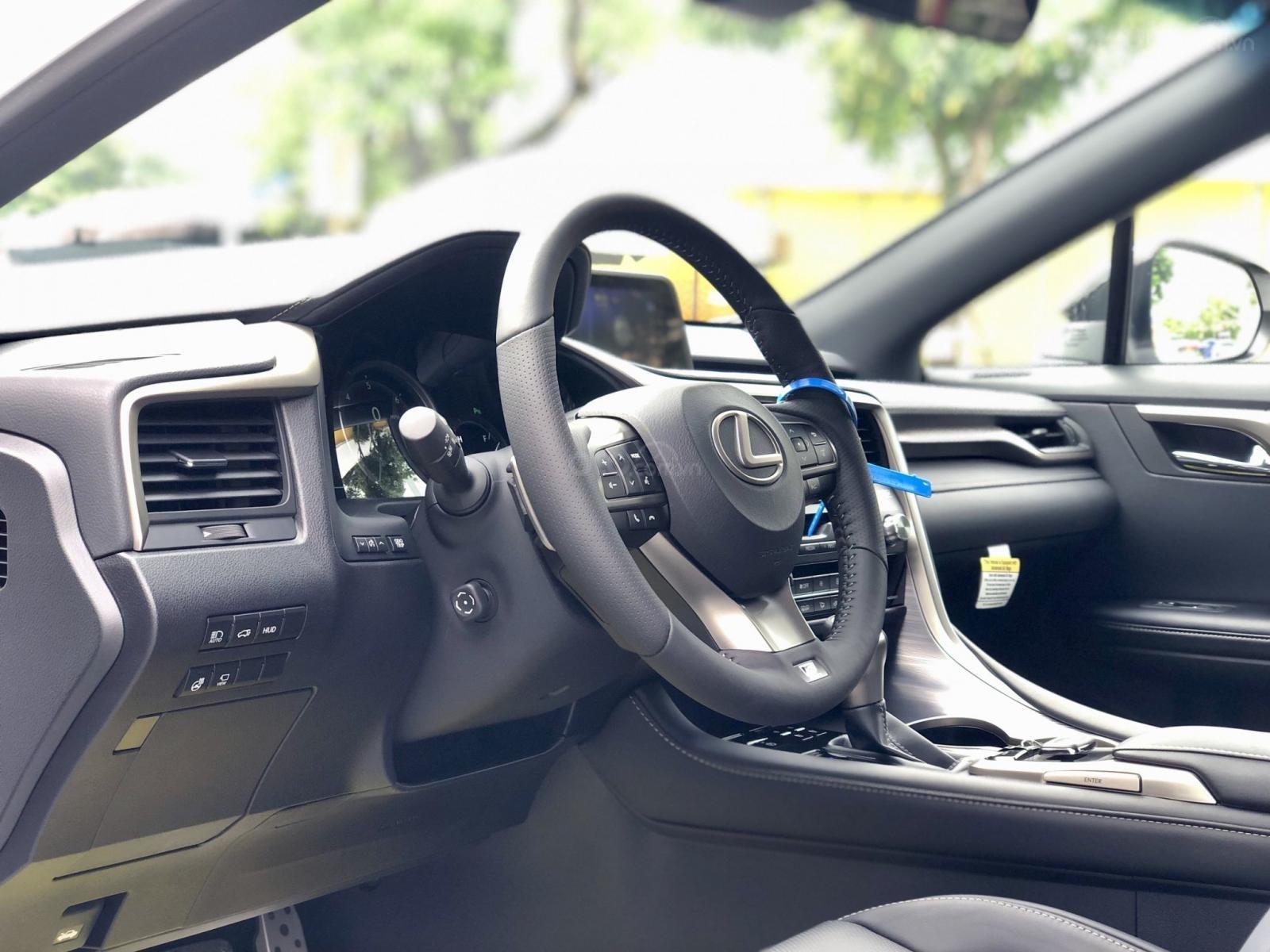 Bán Lexus RX 350 F Sport model 2020, màu trắng, nhập khẩu Mỹ, Mr Huân 0981.0101.61 (22)