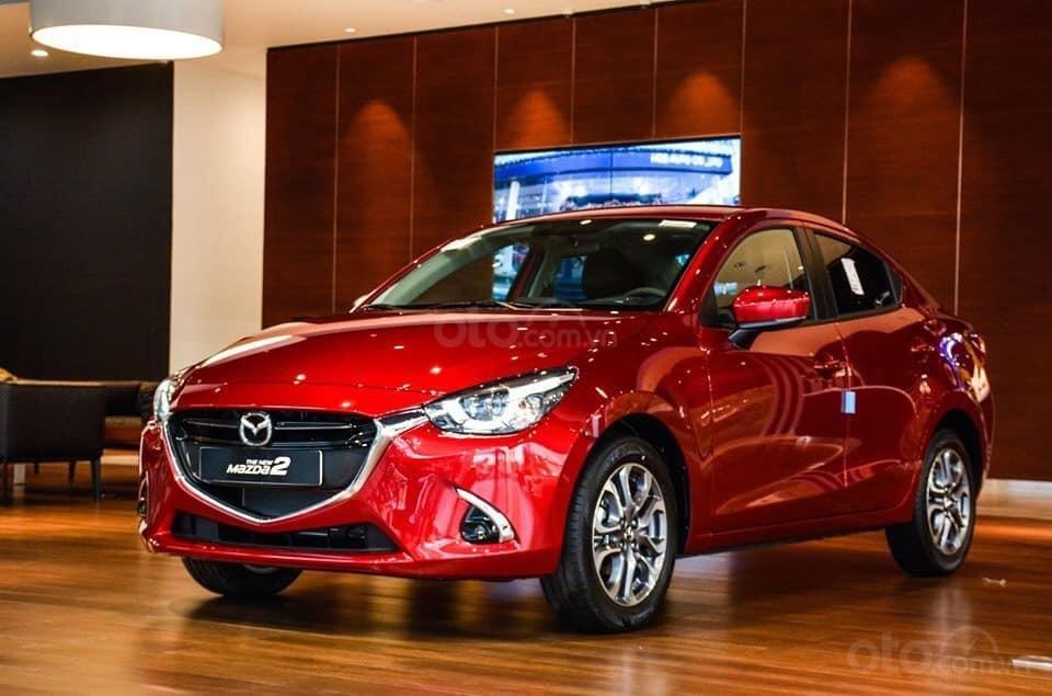 Bán Mazda 2 Deluxe 2019 nhập khẩu Thái Lan - nhiều ưu đãi hấp dẫn - đủ màu giao ngay (2)