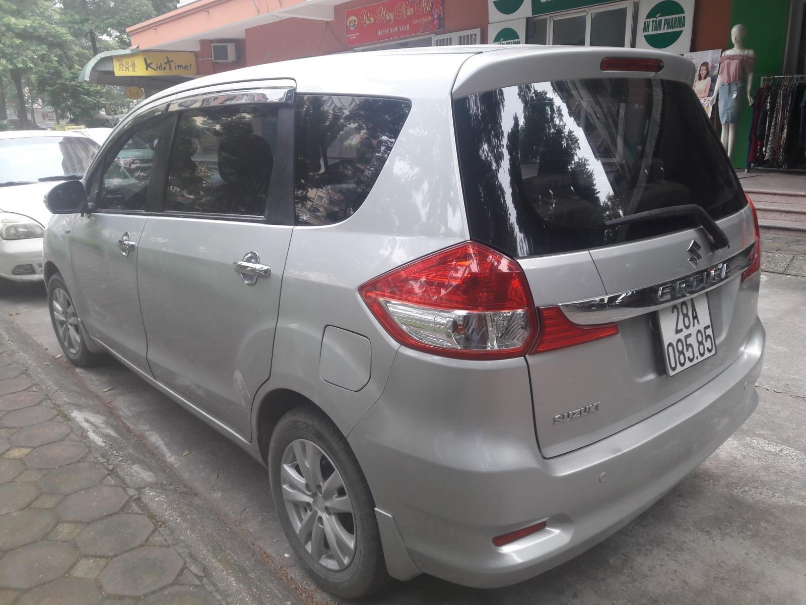 Cần bán Suzuki Ertiga 7 chỗ tự động, đăng ký lần đầu 2017 (4)