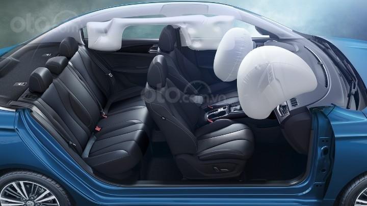 Sedan giá rẻ MG 5 2020 trang bị hấp dẫn