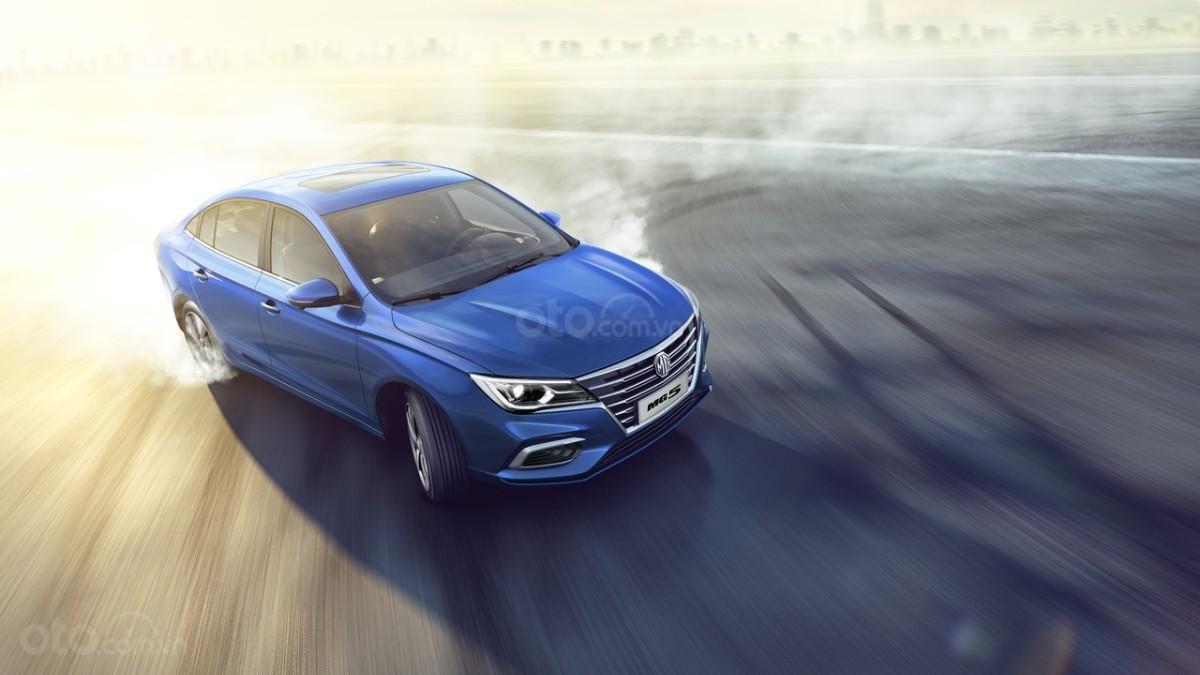 Sedan giá rẻ MG 5 2020 chốt giá chưa đến 300 triệu đồng tại Philippines
