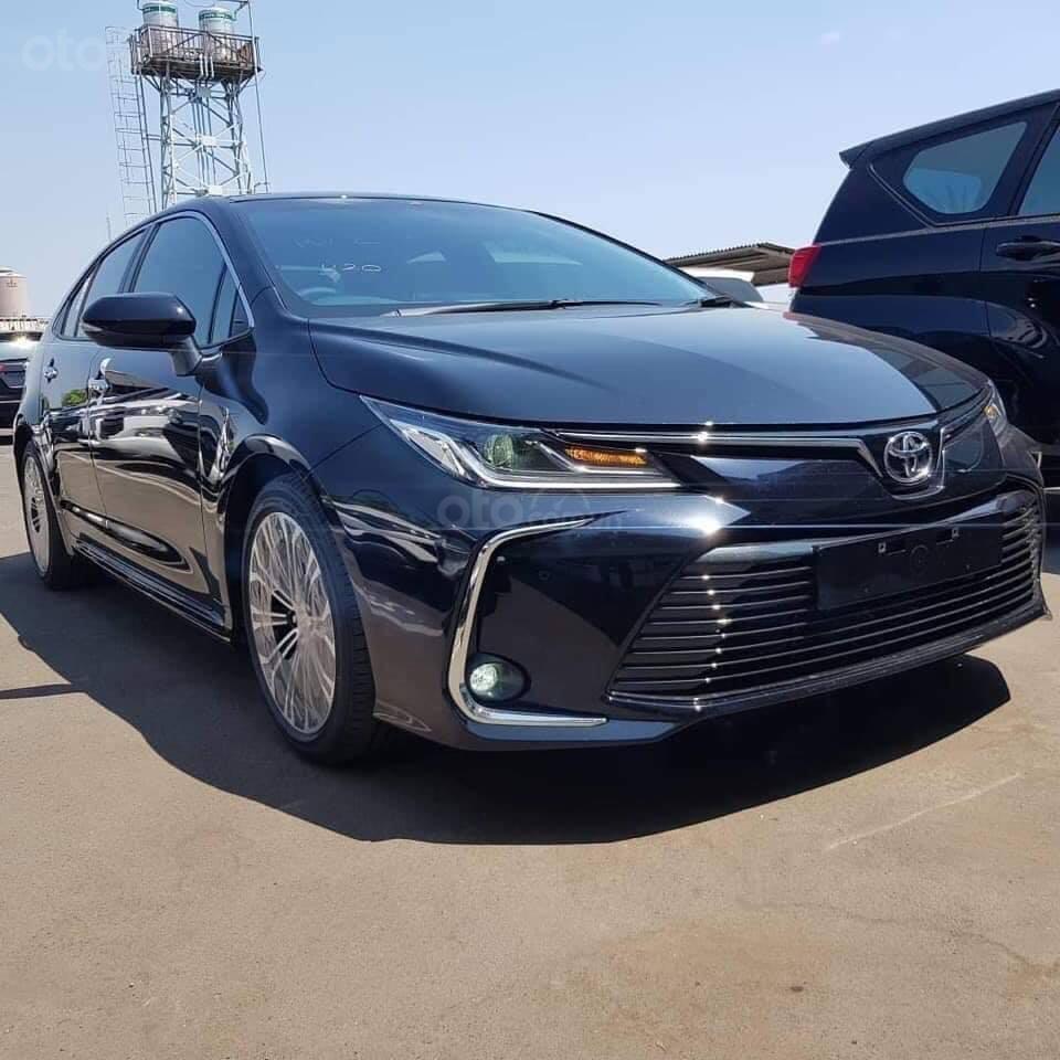Toyota Corolla Altis 2020 xuất hiện ở Việt Nam, đại lý bắt đầu nhận cọc? a1