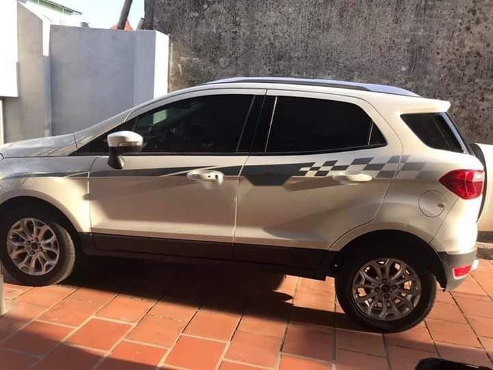 Cần bán xe Ford EcoSport năm sản xuất 2016, màu trắng (1)
