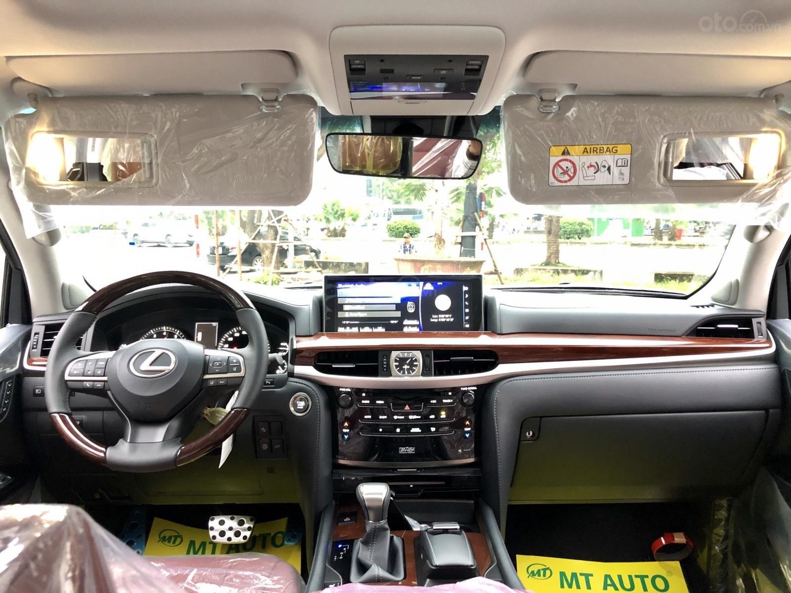 MT Auto - Cần bán nhanh chiếc xe Lexus LX 570, nhập khẩu nguyên chiếc  (11)