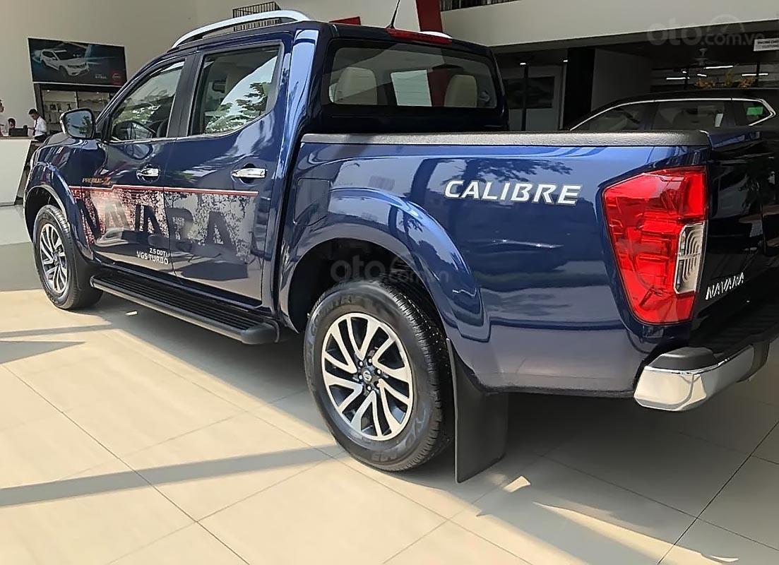 Bán Nissan Navara sản xuất 2019, màu xanh lam, nhập khẩu (1)
