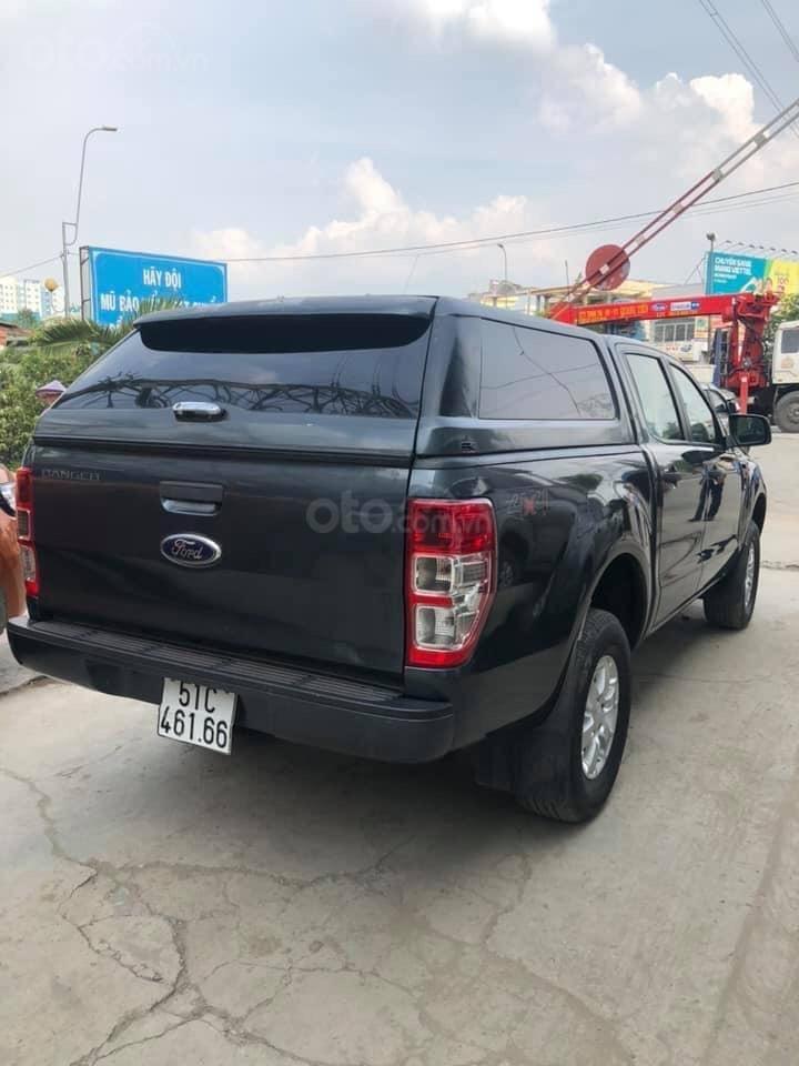 Bán xe Ford Ranger sản xuất năm 2014, màu đen, nhập khẩu nguyên chiếc (7)
