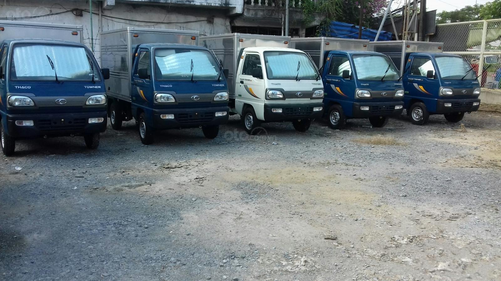 Bán Thaco Towner 800 - tải trọng 990kg / 850Kg - Khuyến mãi 1005 TB (1)