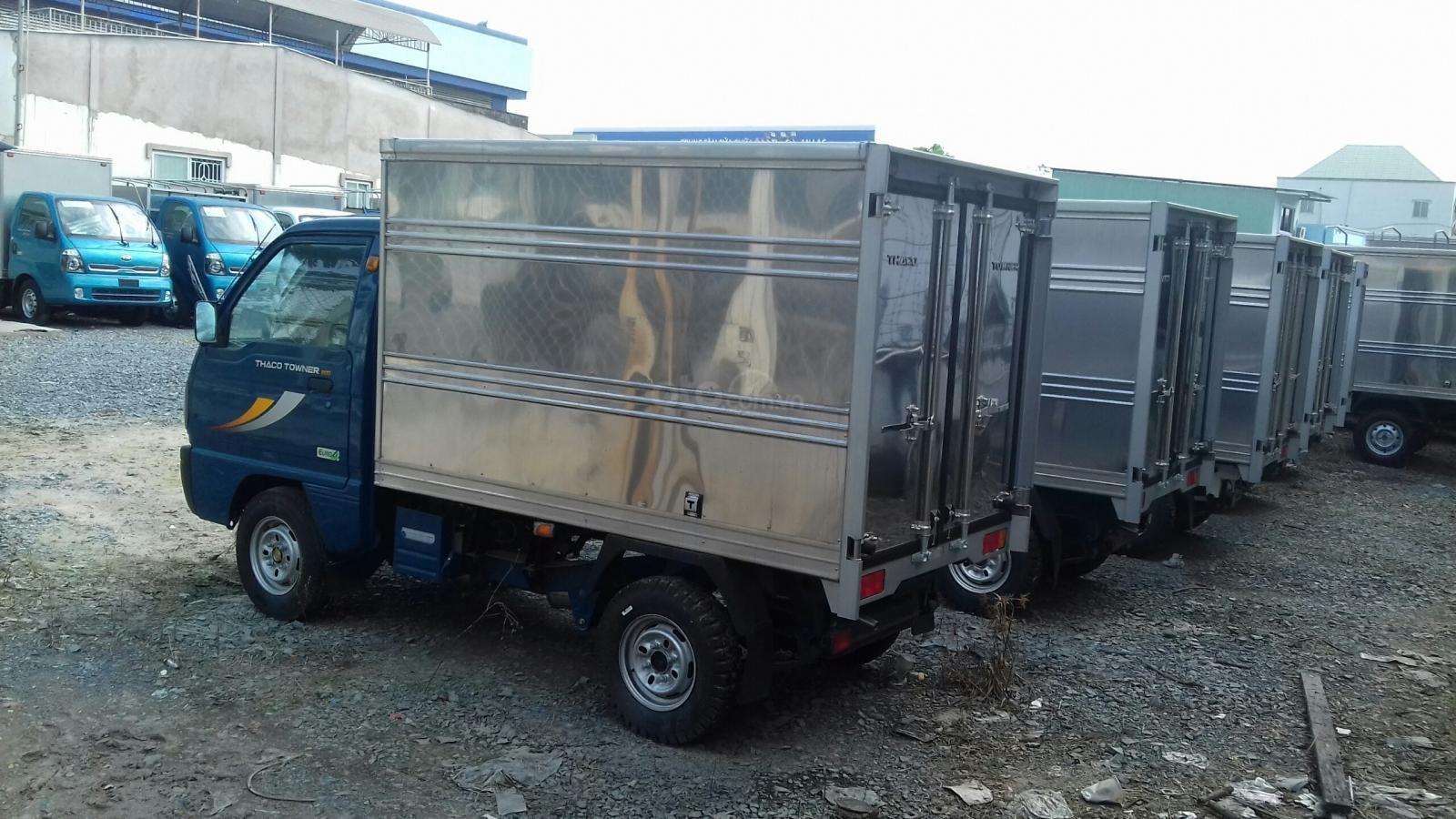 Bán Thaco Towner 800 - tải trọng 990kg / 850Kg - Khuyến mãi 1005 TB (3)