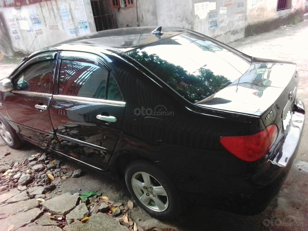 Đổi xe muốn bán dòng Toyota, bền bỉ, lành xe, xe tư nhân giá 168tr (2)