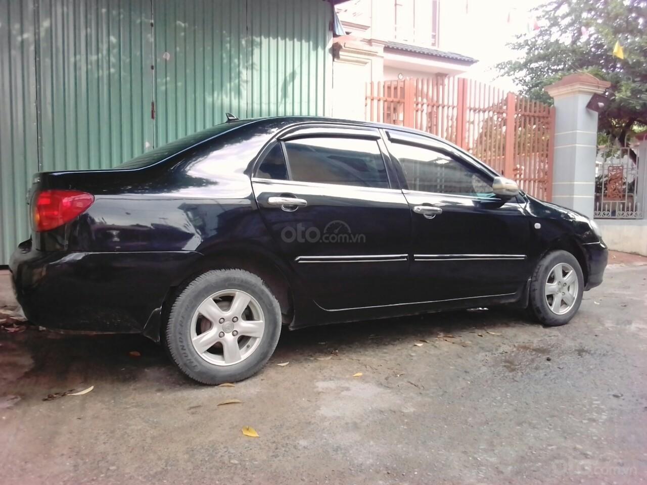 Đổi xe muốn bán dòng Toyota, bền bỉ, lành xe, xe tư nhân giá 168tr (3)