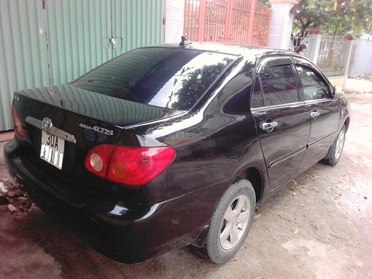 Đổi xe muốn bán dòng Toyota, bền bỉ, lành xe, xe tư nhân giá 168tr (5)