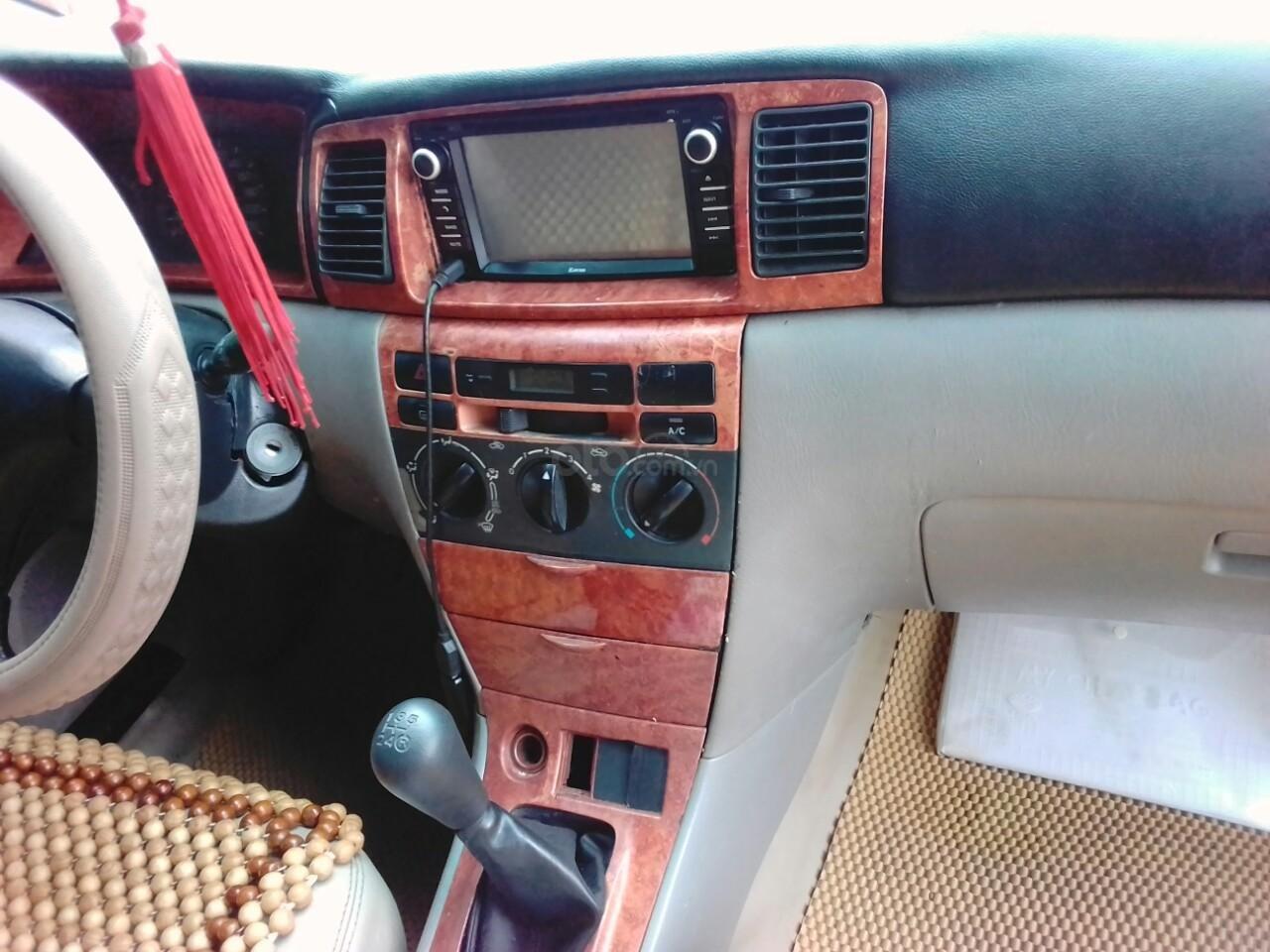 Đổi xe muốn bán dòng Toyota, bền bỉ, lành xe, xe tư nhân giá 168tr (6)