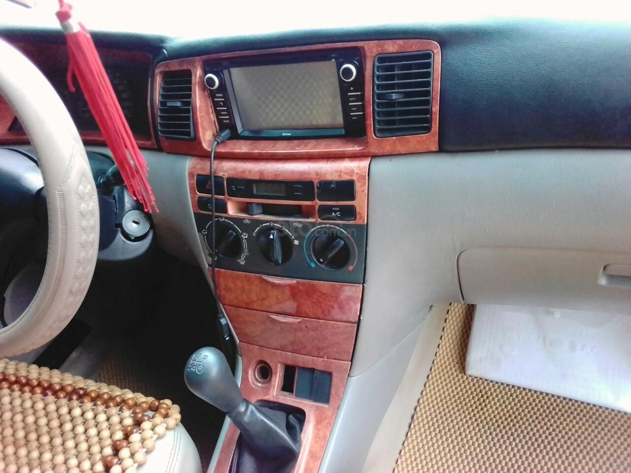 Đổi xe muốn bán dòng Toyota, bền bỉ, lành xe, xe tư nhân giá 168tr (8)
