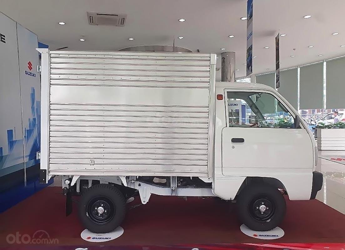 Cần bán Suzuki Super Carry Truck đời 2019, màu trắng giá cạnh tranh (4)