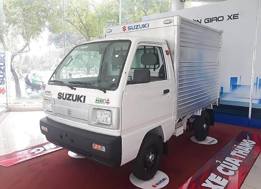 Cần bán Suzuki Super Carry Truck đời 2019, màu trắng giá cạnh tranh (1)