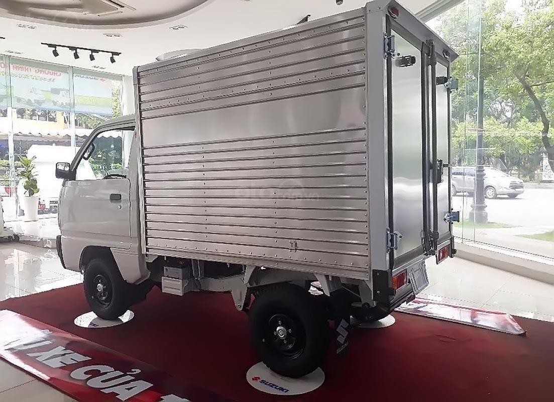 Cần bán Suzuki Super Carry Truck đời 2019, màu trắng giá cạnh tranh (5)