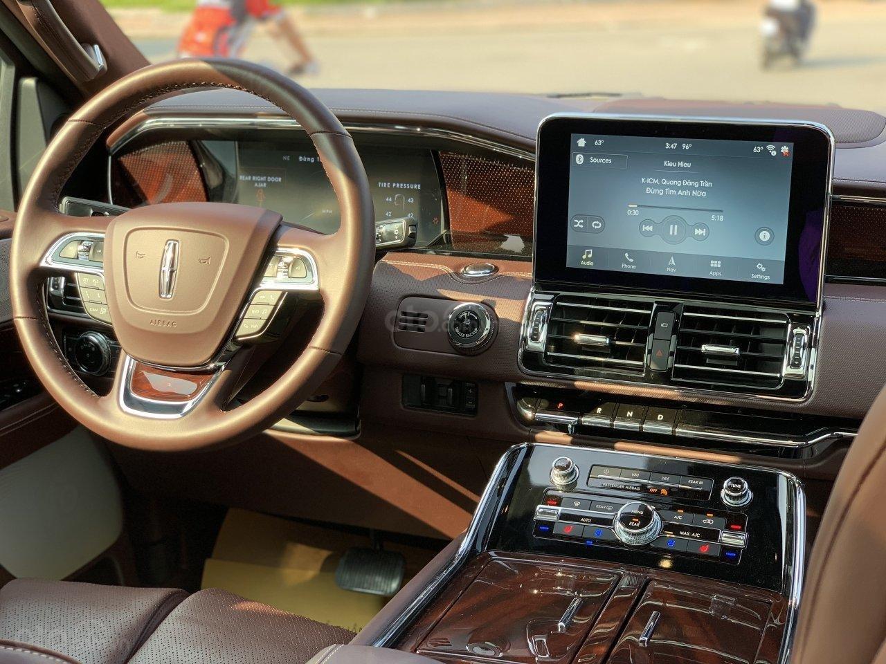 Giao ngay Lincoln Navigator Black Label sản xuất 2019, mới 100%, giá tốt (7)