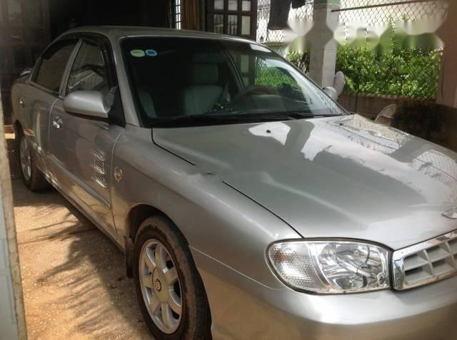 Cần bán Kia Spectra năm 2005, màu bạc, nhập khẩu nguyên chiếc, giá cạnh tranh (3)