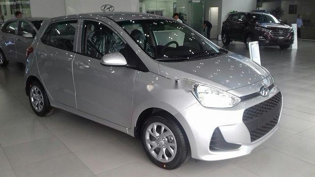 Bán xe Hyundai Grand i10 năm 2019, màu bạc, nhập khẩu nguyên chiếc (2)