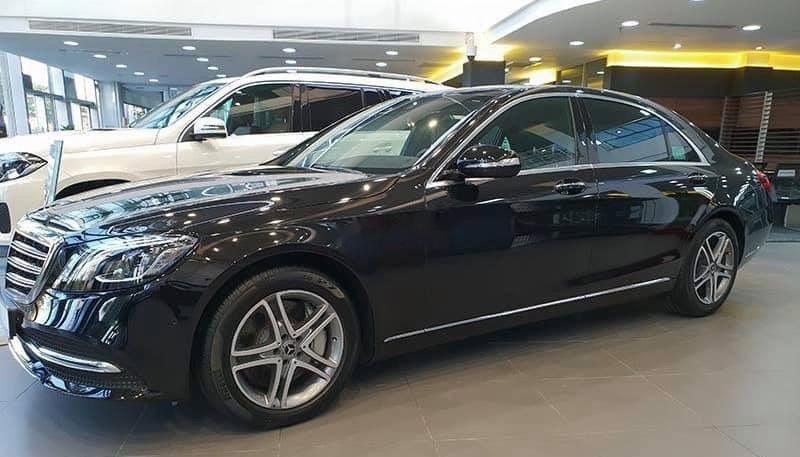 Cần bán Mercedes S450 đời 2019, màu đen (7)