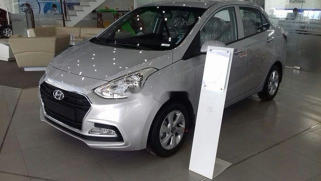 Bán xe Hyundai Grand i10 năm 2019, màu bạc, nhập khẩu nguyên chiếc (3)