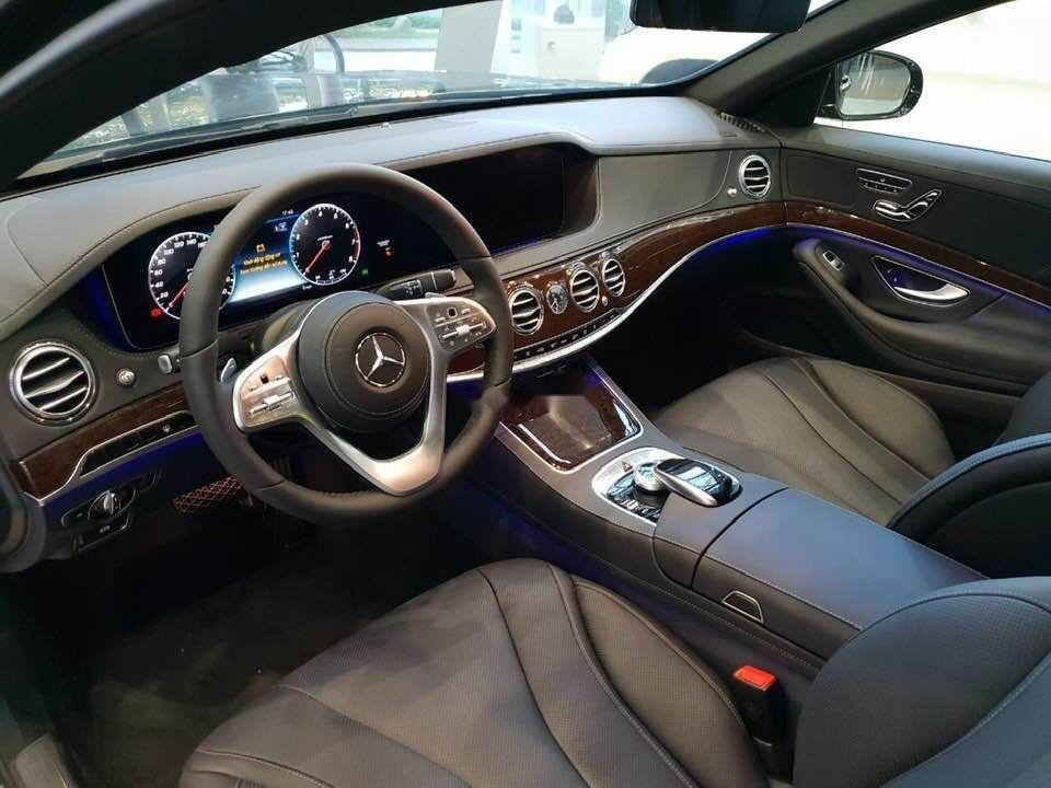 Cần bán Mercedes S450 đời 2019, màu đen (3)