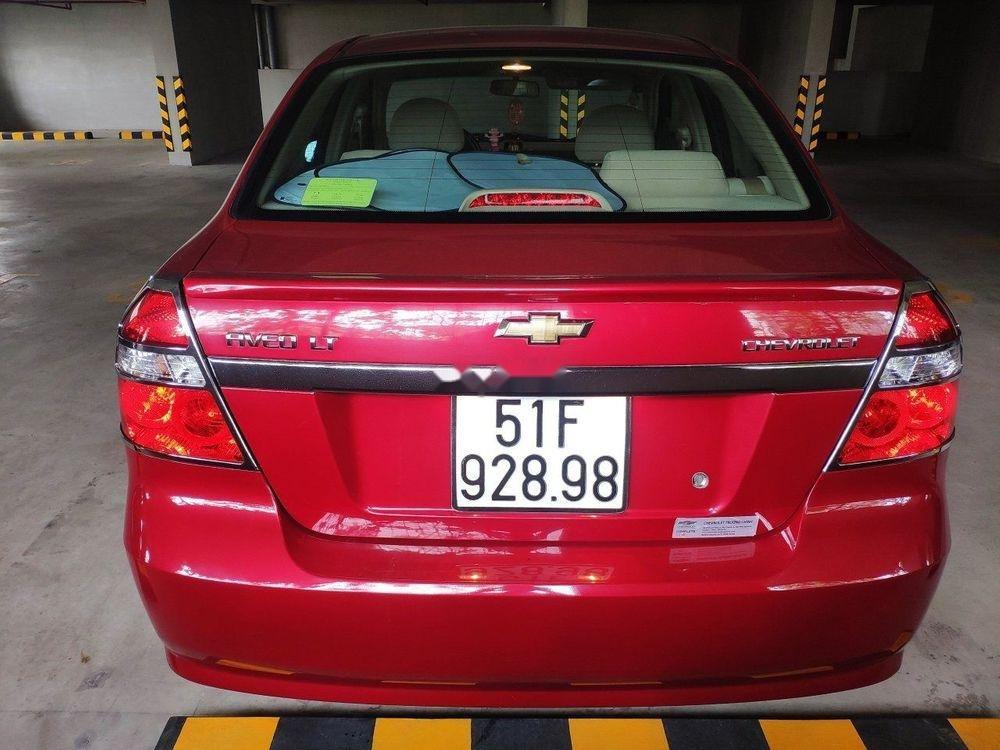 Bán xe Chevrolet Aveo sản xuất năm 2016, màu đỏ, giá chỉ 315 triệu (3)