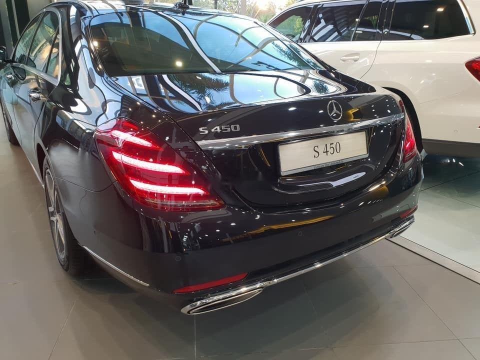 Cần bán Mercedes S450 sản xuất năm 2018, màu đen (5)