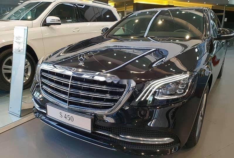 Cần bán Mercedes S450 đời 2019, màu đen (2)