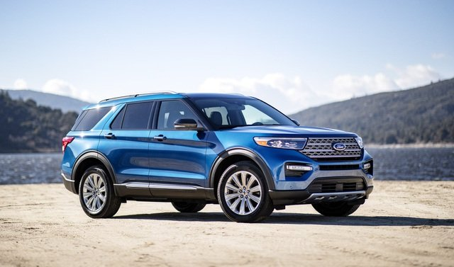 Ford Explorer 2020 chậm giao xe do vướng mắc về chất lượng 1