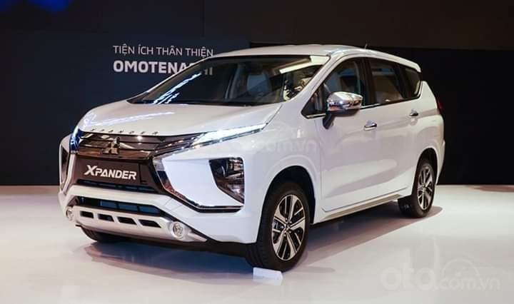 Mitsubishi Xpander MT, xe nhập khẩu nguyên chiếc, xe giao sớm, hỗ trợ trả góp 80% (2)