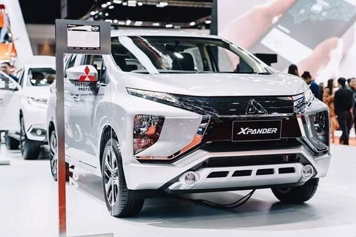 Mitsubishi Xpander MT, xe nhập khẩu nguyên chiếc, xe giao sớm, hỗ trợ trả góp 80% (1)