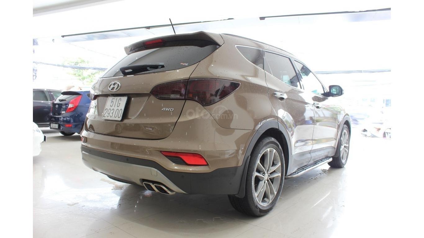Bán xe Hyundai Santa Fe 2.5 AT 2017, trả trước chỉ từ 285tr, hotline: 0985.190491 Ngọc (4)