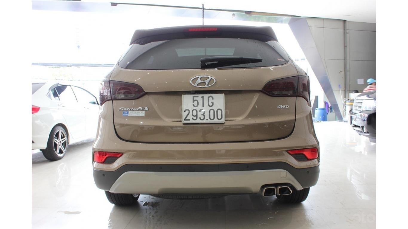 Bán xe Hyundai Santa Fe 2.5 AT 2017, trả trước chỉ từ 285tr, hotline: 0985.190491 Ngọc (6)