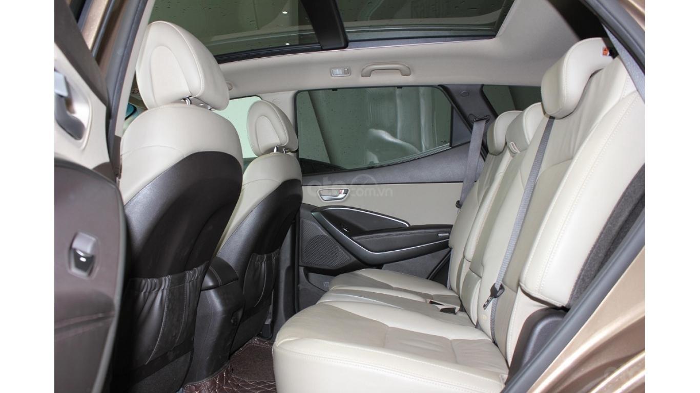 Bán xe Hyundai Santa Fe 2.5 AT 2017, trả trước chỉ từ 285tr, hotline: 0985.190491 Ngọc (14)