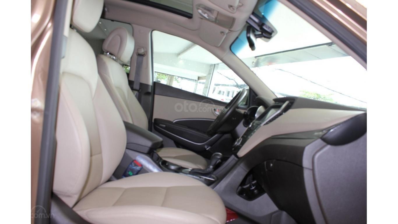 Bán xe Hyundai Santa Fe 2.5 AT 2017, trả trước chỉ từ 285tr, hotline: 0985.190491 Ngọc (7)