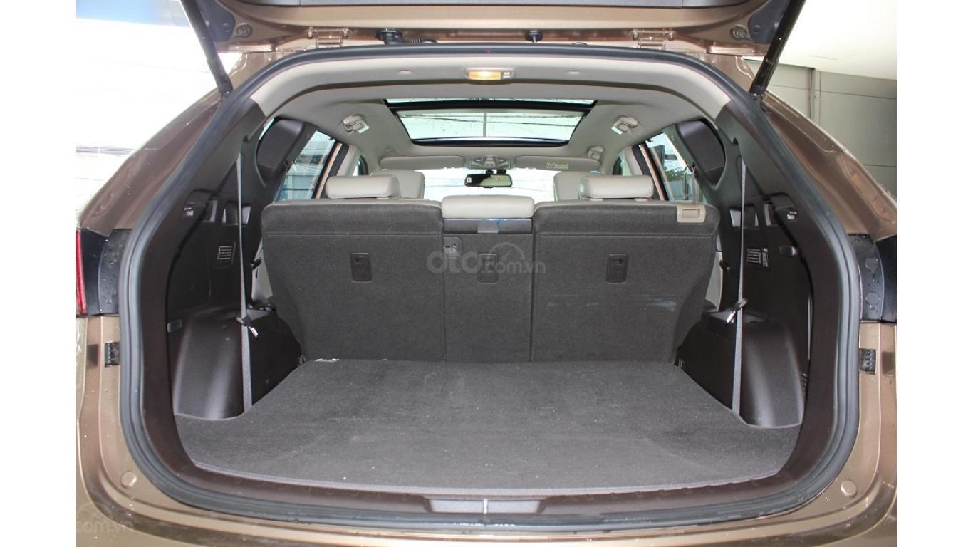 Bán xe Hyundai Santa Fe 2.5 AT 2017, trả trước chỉ từ 285tr, hotline: 0985.190491 Ngọc (16)